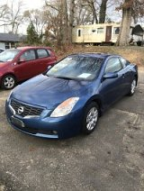 Stock Number - 09Altima141K